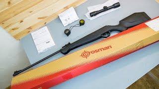 Винтовка пневматическая Crosman Shockwave NP (4.5 мм, пластик) видео обзор