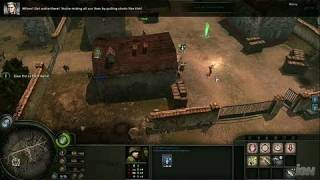 Company of Heroes: Tales of Valor PC Gameplay - Island Fight