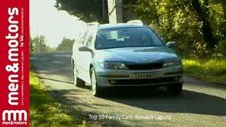 Top 10 Family Cars 2001: Renault Laguna