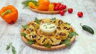 Ракушки с фаршем - Рецепты от Со Вкусом