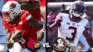 Louisville vs. Florida State Preview: Showtime in Tallahassee