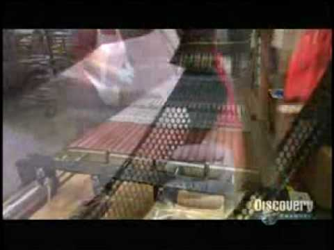 How It's Made - Pro Hockey Sticks