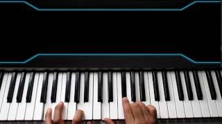 Jesús Adrián Romero Princesas Magicas piano tutorial