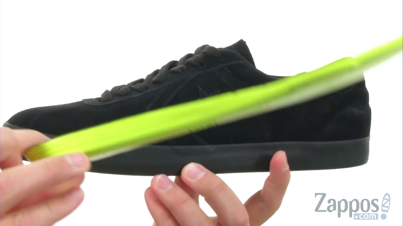 dce86abf933 Converse Skate Breakpoint Pro Mono Suede Ox SKU  8940482 - YouTube