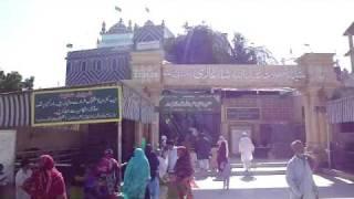 Shrine of Abdullah Shah Ghazi Karachi