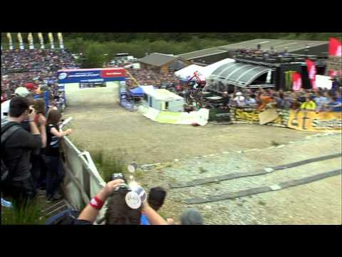 DOWNHILL FORT WILLIAM@UCI MTB WORLD CUP 2011