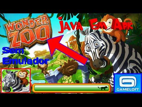 descargar wonder zoo apk hack mega