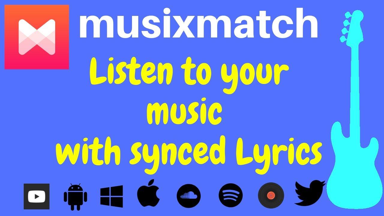 musixmatch spotify not working