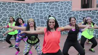 l A Dance Short Film l Ale Song  Golmaal 3  l Paul's Dance Station l Bollywood Zumba l