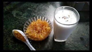 Tasty apple jam /Jhatpat banaye swadishta seb ka murabba /Indian Thali