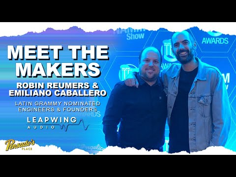 Leapwing Audio Founders – Pensado's Place #454
