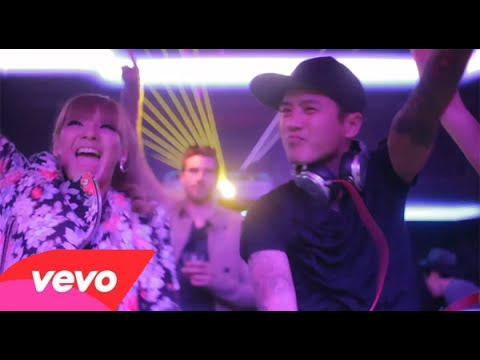 Will.i.am Feat. 2NE1 - Take The World On M/V