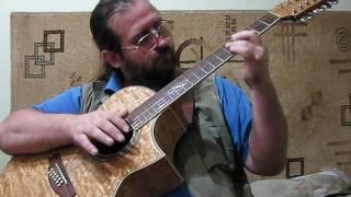 Кавер Вальс Бостон игра в стиле Розенбаума   MUS IN UA Уроки в Киеве   гитара, бас гитара, электроги