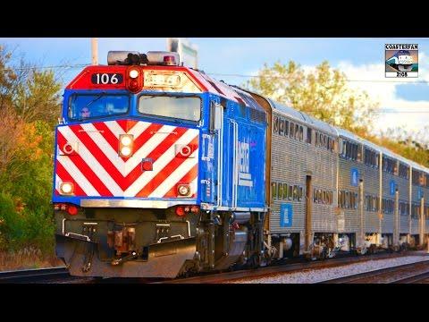 Passenger Trains Galore 2!