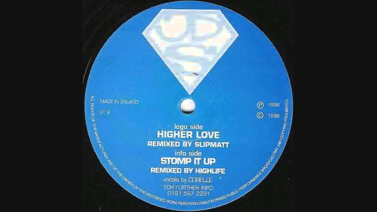 JDS - Higher Love (Slipmatt Remix) - YouTube