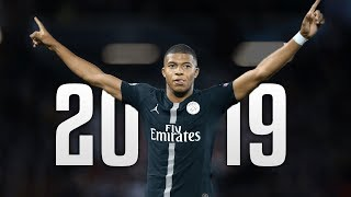 Kylian Mbappé - Golden Boy - Skills & Goals 2018/2019 HD