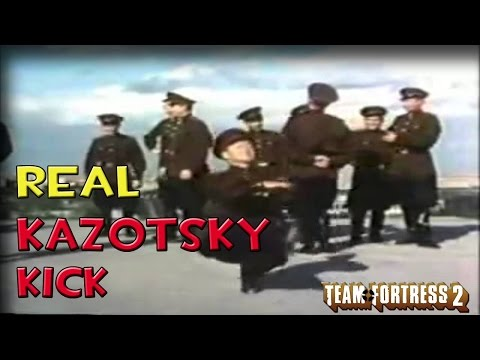 Real Kazotsky Kick