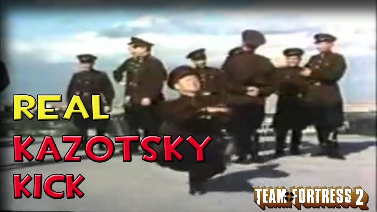 Kazotsky Kick Irl