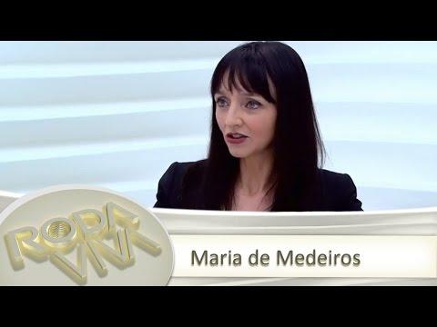 Maria de Medeiros - 04/03/2013