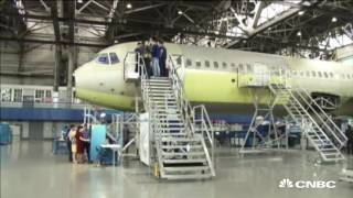 Can Russia's new plane beat Airbus and Boeing?   CNBC International