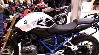 2018 BMW R1200R Naked Exclusive Features Edition First Impression Walkaround HD