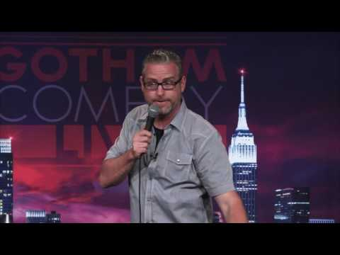 Gotham Comedy Live JasonCollings