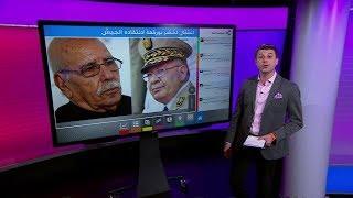 توقيف أحد قادة جيش التحرير الجزائري بسبب تصريحاته ضد قايد صالح