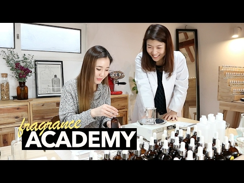 DIY Soy Candles + Making My Own Perfume at Granhand