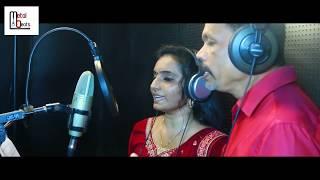 """ശ്രീഷാ ചന്ദ്രന്റെ തകർപ്പൻ സോങ്  Karuthinoru peru  Metal Beats orchestra   Univent Event""""s"""