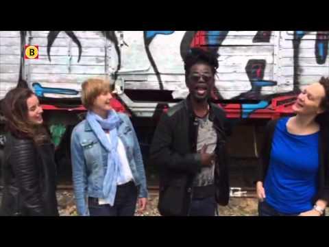 Kenny B. zingt 'Praat Tilburgs met me'