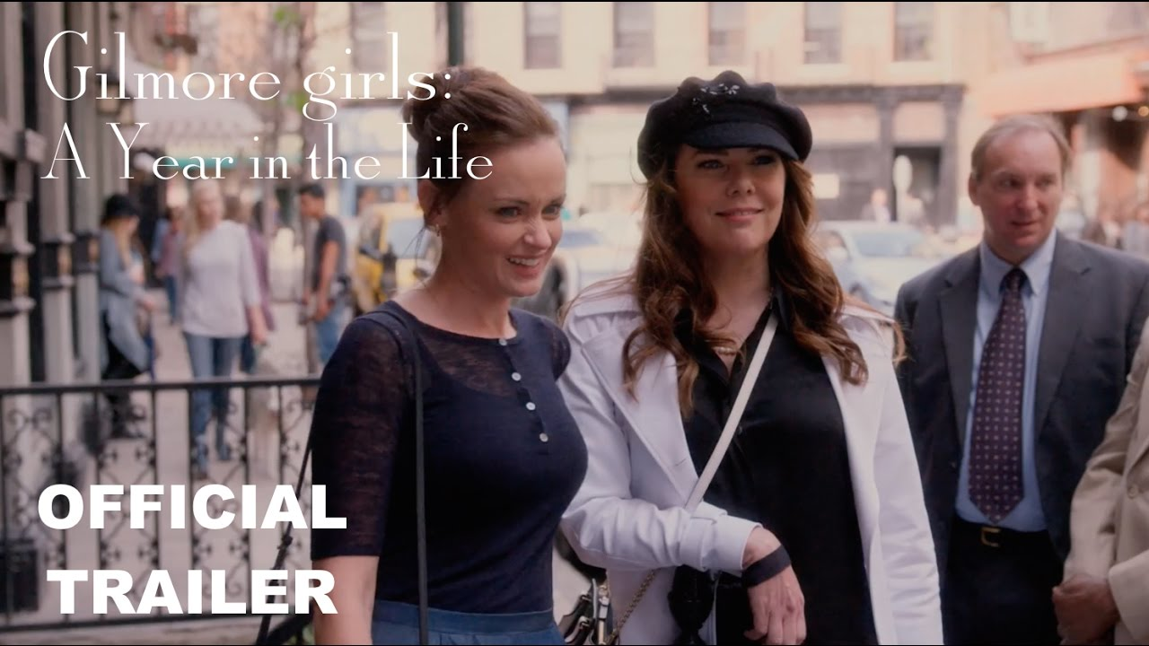 Download Gilmore Girls: A Year In The Life || Trailer #2 [HD]
