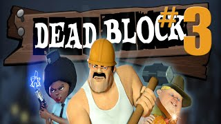 Dead Block Walkthrough Part 3: Modern Home - No Commentary Gameplay - (Xbox 360/PS3/PC)