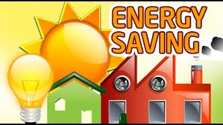 Energy Saving | Save Electricity | Tips For Kids | Animated