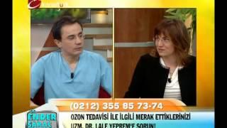 Dr. Ender Saraç - Ozon Tedavisi