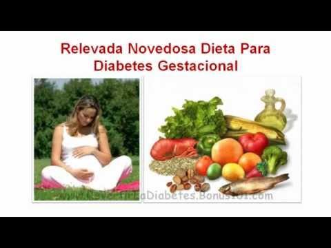 DIETA PARA DIABETES GESTACIONAL - YouTube