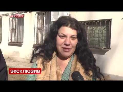 28.10.14 Бывшие военнопленные поблагодарили ополченцев ЛНР.