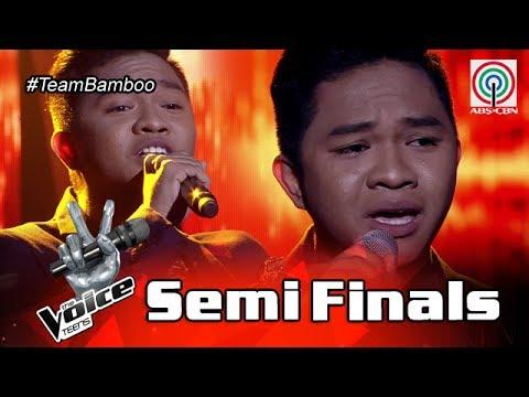 The Voice Teens Philippines Semifinals: Emarjhun De Guzman - Butterfly