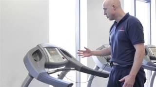 Gym Gear T97 Treadmill