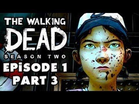 The Walking Dead: Season 2 - Part 3 - Gameplay / Walkthrough