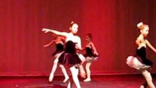 Scripps Dance Centre - Jamie's Ballet Performance - Rehearsal