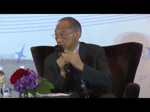 Singapore Maritime Lecture, April 22, 2015