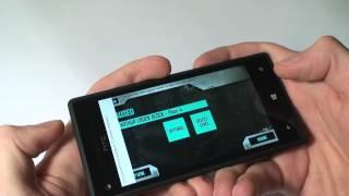 Как сделать снимок экрана ( скриншот ) на Windows Phone 8