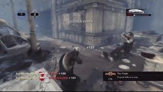 Ess MooMooMiLK Gears of War 3 Raven Down Shotgun Montage 🔥 (2k14 Unseen Footage)