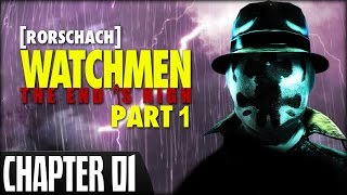 Watchmen: The End is Nigh (PS3) - Chapter 1 [ Rorschach ]