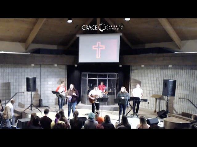 2 4 20 Tuesday Chapel with Renoulte Allen