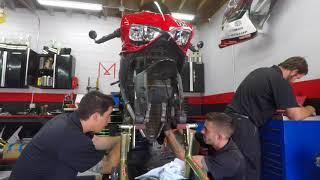 The Dreaded Ducati Desmo Service
