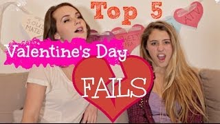 Top 5 Valentine's Day FAILS!