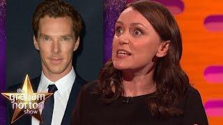 Keeley Hawes Tells Strange Benedict Cumberbatch Story - The Graham Norton Show