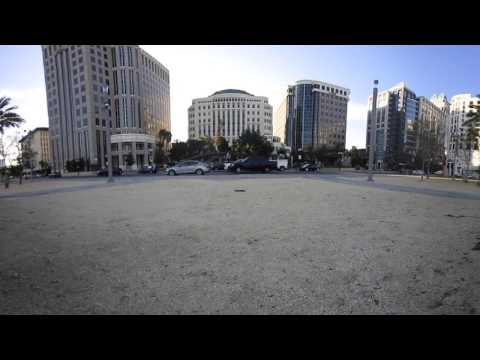 Downtown Orlando in 360