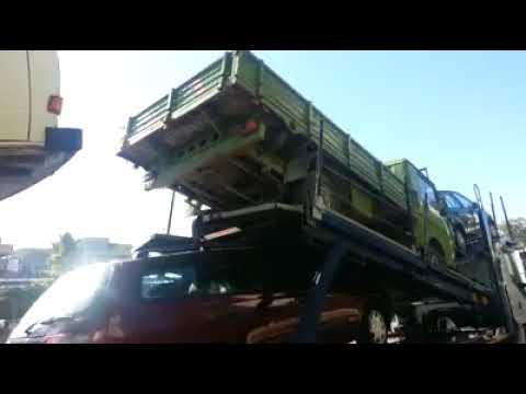 Autotrasporti con bisarca La Traspcar opera ritiri e consegne in tutta Italia verso l'Europa.